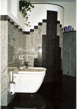 Fliesenverlegung erkan cokcan for Granit dusche